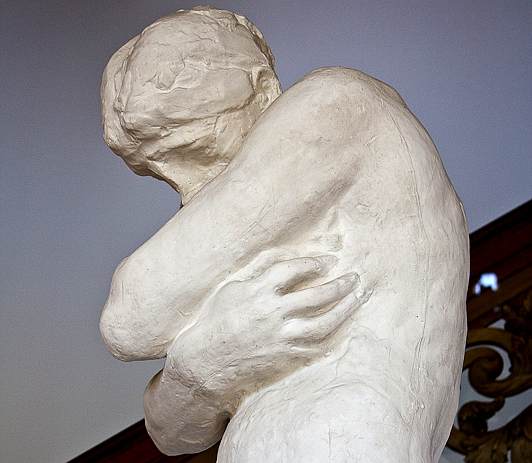 Eve - Rodin (wikimedia commons)